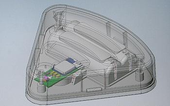筐体設計イメージ